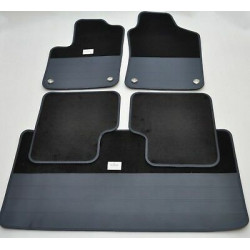 Tapis pour Fiat 500 Edition 695 Abarth Rivale